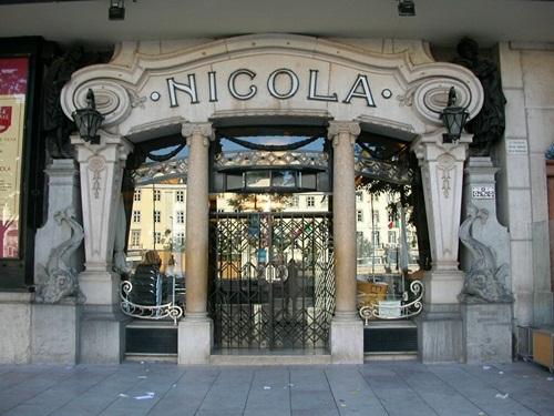 Cafe Nicola en Lisboa