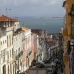 Barrio de la Madragoa en Lisboa