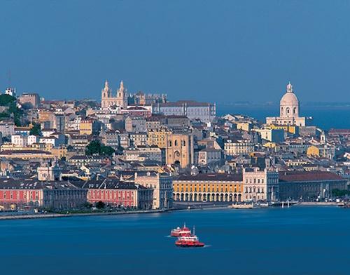 Hoteles céntricos en Lisboa