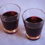 Ginginha, licor de guindas en Lisboa