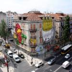 Go Urbana, ruta del graffiti en Lisboa