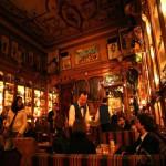 El Pavilhao Chinés, café elegante de Lisboa