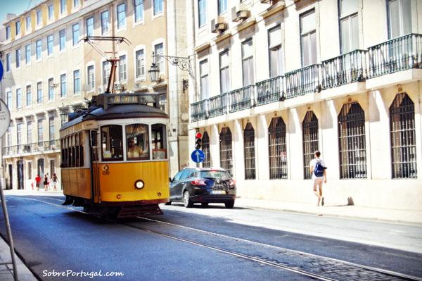 Transportes en la ciudad de Lisboa