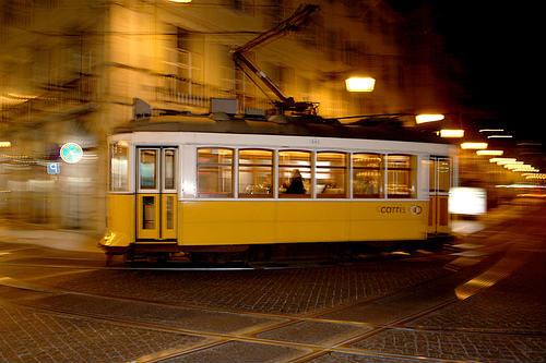 Recorrer Lisboa en los tradicionales Tranvías