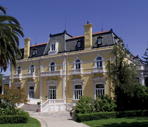 Pestana Palace Hotel, hotel de lujo en Lisboa