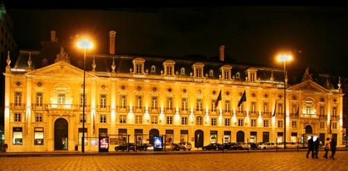 Palacio de los Condes de Foz