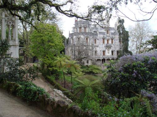 Palacio da Regaleira, enigmático monumento en Sintra