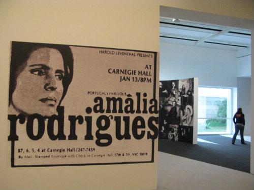 Amalia Rodrigues, la Reina del Fado