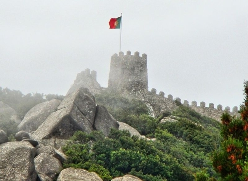 Castelo dos Mouros, testigo de la historia