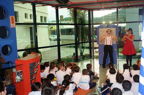 El Museo de los Niños, diversión y aprendizaje