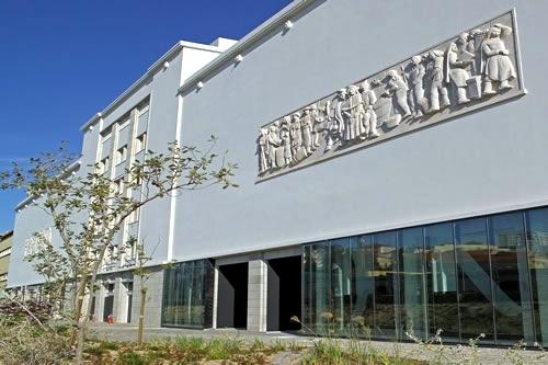 Nuevo Museo de Oriente, abrazo cultural