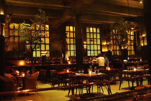 Alcantara Cafe Restaurante