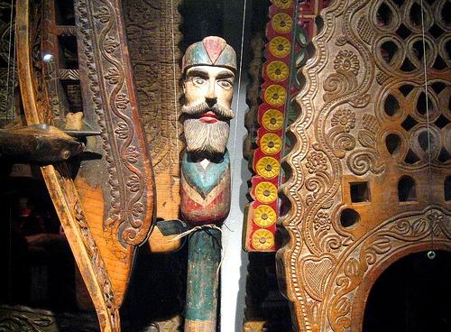 El Museo nacional de Etnología, un diálogo histórico