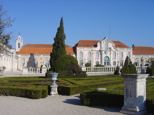 Palacio de Queluz, visita cercana a Lisboa