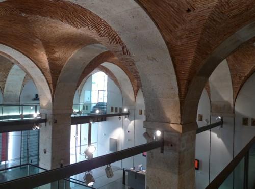 Arte contemporáneo en el Museo de Chiado