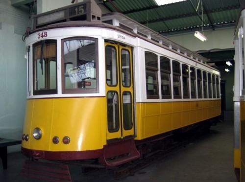 Museo Carris, historia de los tranvías portugueses