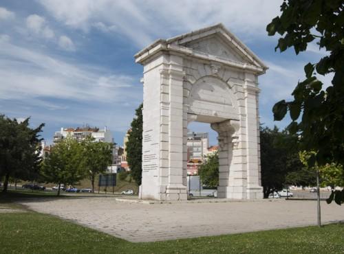 Praça de Espanha, donde está el Palacio Palhavã