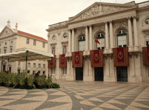 Cámara Municipal de Lisboa, edificio del siglo XIX