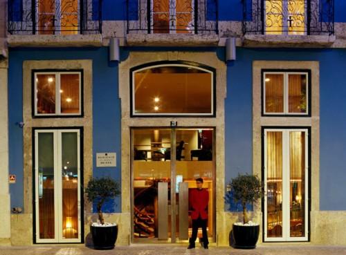Hotel Heritage en Lisboa