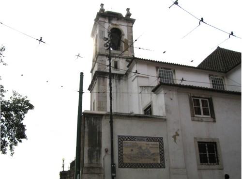 Santa Luzia en Lisboa