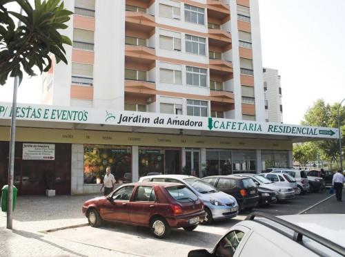 Jardim da Amadora, sencillo hotel de dos estrellas