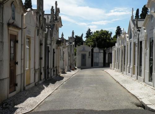 Cementerio de Prazeres