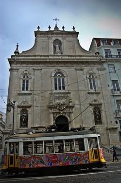 Iglesia de Nuestra Señora de Loreto en Lisboa