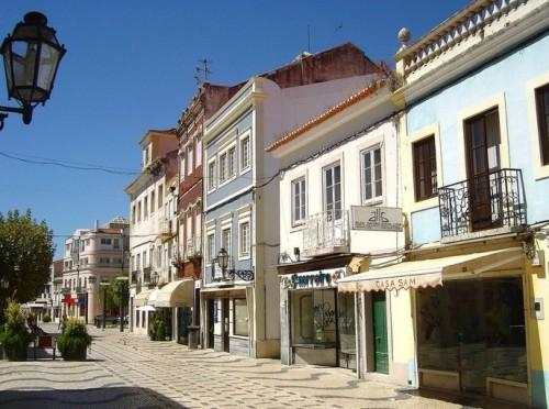 Montijo, ciudad satélite de Lisboa