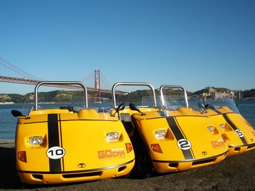GoCar, una forma diferente de ver Lisboa