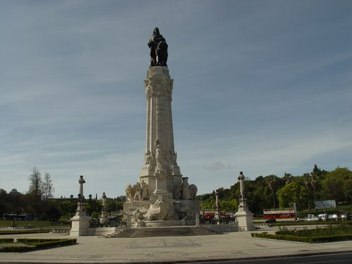 Plaza Marques Pombal