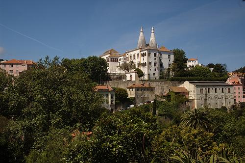 Hoteles de lujo en Sintra