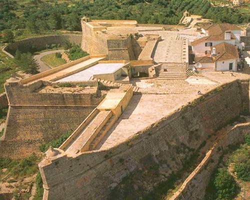 Fuerte de San Felipe en Setúbal