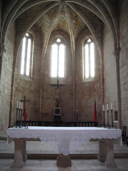 Capilla del monasterio de San Dionisio