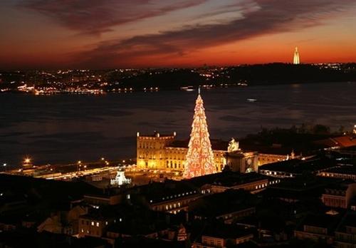 Navidades en Lisboa