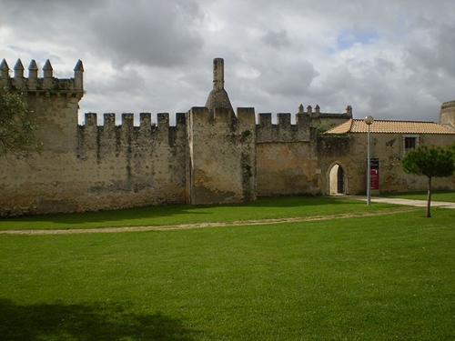 Castelo de Pirescoxe, joya quinientista de Portugal
