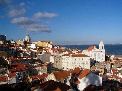 Clima y datos geográficos de Lisboa